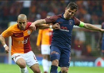 Galatasaray Başakşehir maçı canlı anlatım | Video