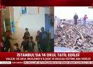 Son dakika haberi: İstanbul'da hangi ilçelerde okullar tatil edildi? İ��te 9 ilçede tatil edilen 14 okul |Video