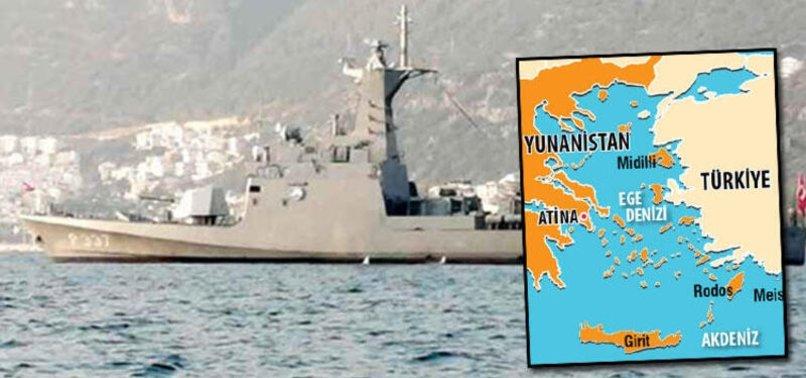 MGK kararları korkuttu! Yunanistan'da adalar telaşı: Türkler ısrar ederse...