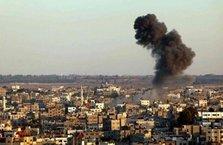 İsrail yine saldırdı... 2 Filistinli şehit oldu