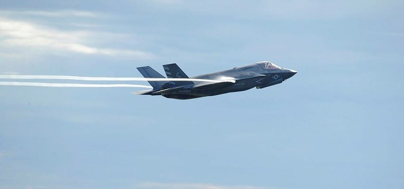 ABD, F-35 FİLOSUNU ORAYA KONUŞLANDIRDI