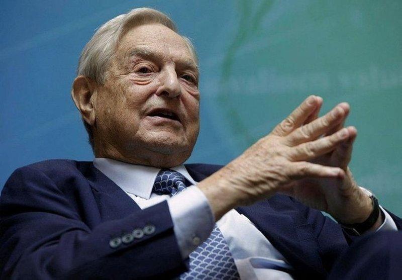 Soros - Đại gia cao cấp của Đảng Dân chủ, cá sấu lớn của Phố Wall. (Ảnh)