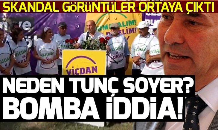 CHP'li Başkan Tunç Soyer'in HDP sevdası!