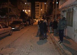 Elazığ'da şiddetli deprem! Vatandaşlar sokağa döküldü...