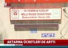 Ankara'da toplu ulaşıma zam!