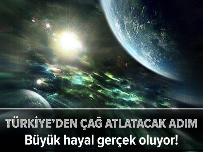 TÜRKİYE'DEN ÇAĞ ATLATACAK ADIM!