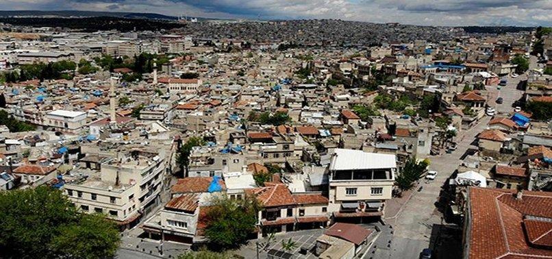 Gaziantep'te 115 ev karantinaya alındı