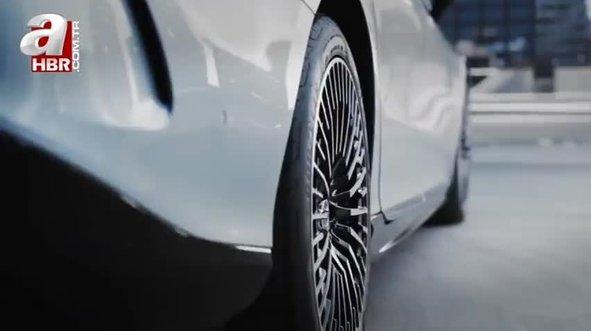Mercedes EQS Türkiye'de!