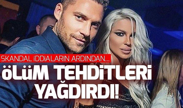 DUSKO TOSİC'İN EŞİ JELENA KARLEUSA ÖLÜM TEHDİTLERİ YAĞDIRDI