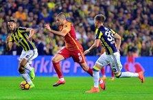 Galatasaray-Fenerbahçe derbisinin piyasa değeri 900 milyon lira
