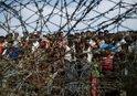 BM: MYANMAR HÜKÜMETİ, MÜSLÜMANLARASOYKIRIM YAPTI