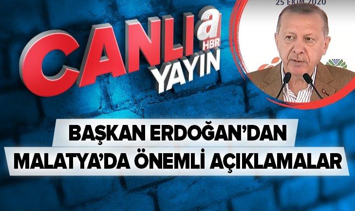 Son dakika: Başkan Recep Tayyip Erdoğan'dan toplu açılış töreninde önemli açıklamalar