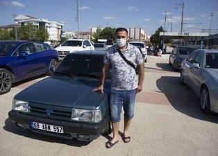 1996 model Doğan'ı Avrupa'ya tanıtacak!