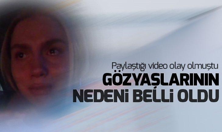 ALEYNA TİLKİ'NİN GÖZYAŞLARININ NEDENİ BELLİ OLDU!