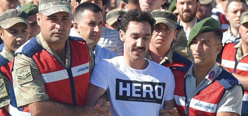 Hero tişörtlü hain Gökhan Güçlü'ye ceza yağdı! - A Haber Son Dakika Gündem Haberleri