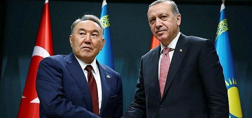 TÜRKİYE'YE ÖNEMLİ ZİYARET