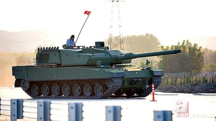 Türkiye'nin milli 'teknolojik katırı' BOĞAÇ özellikleriyle göz dolduruyor